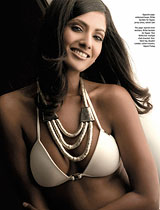 Marie Claire - More Is More - Sheetal Malhar